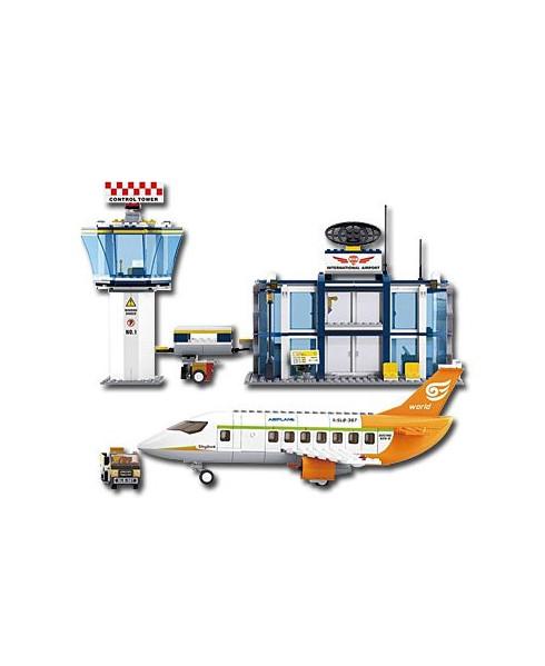 Aéroport Sluban®