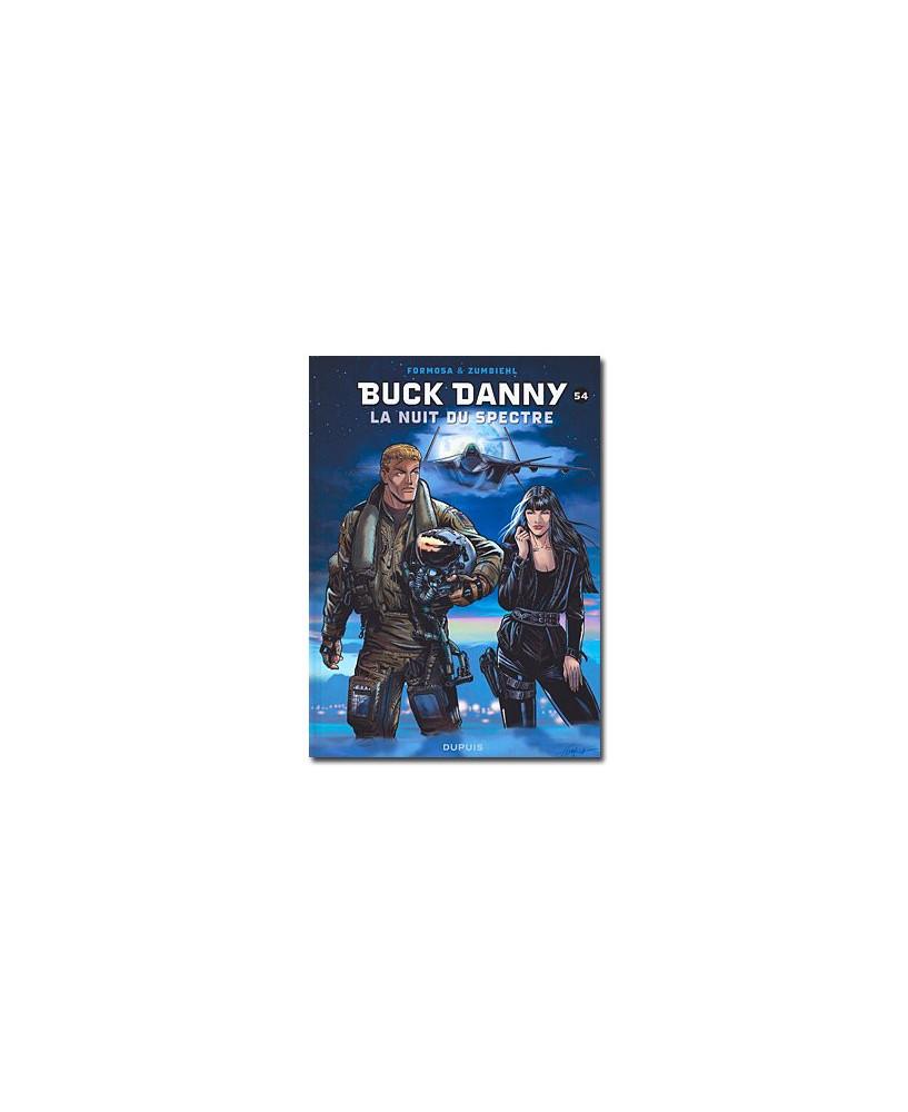 Buck Danny - Tome 54 : La nuit du spectre