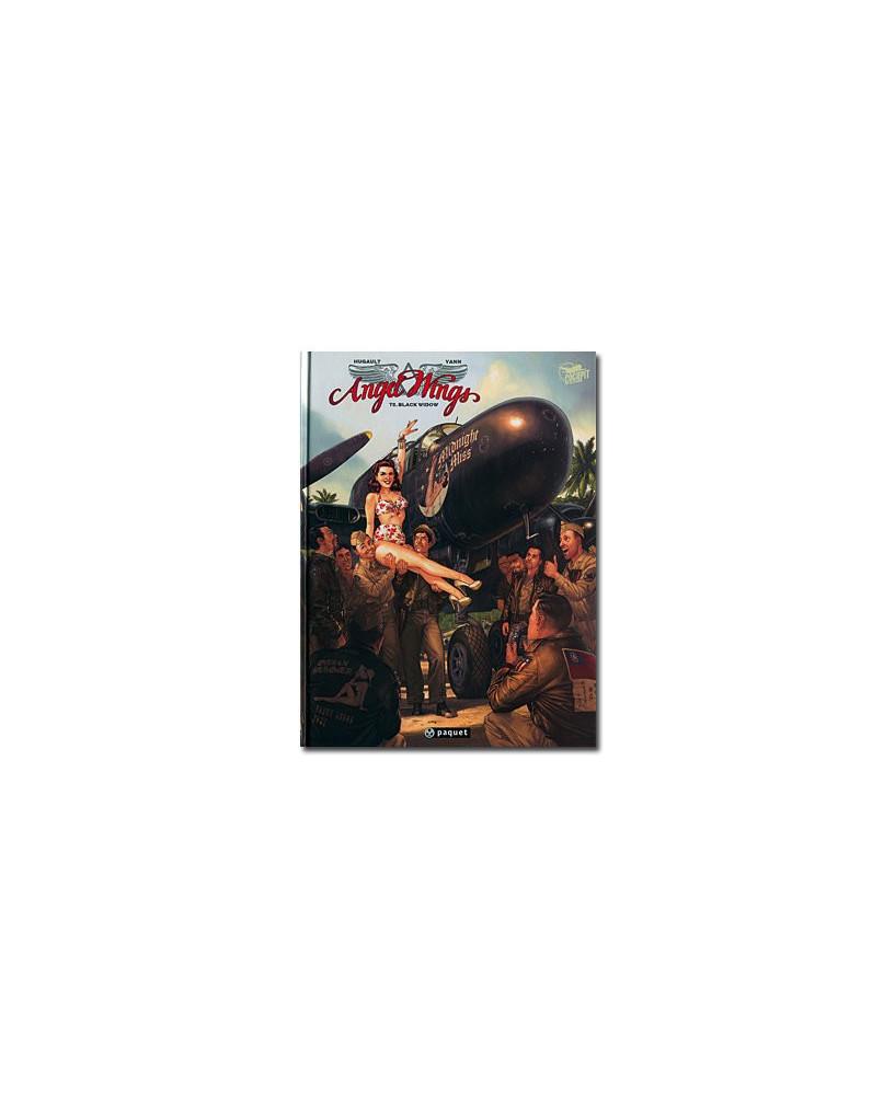 Angel Wings - Tome 2 : Black Widow