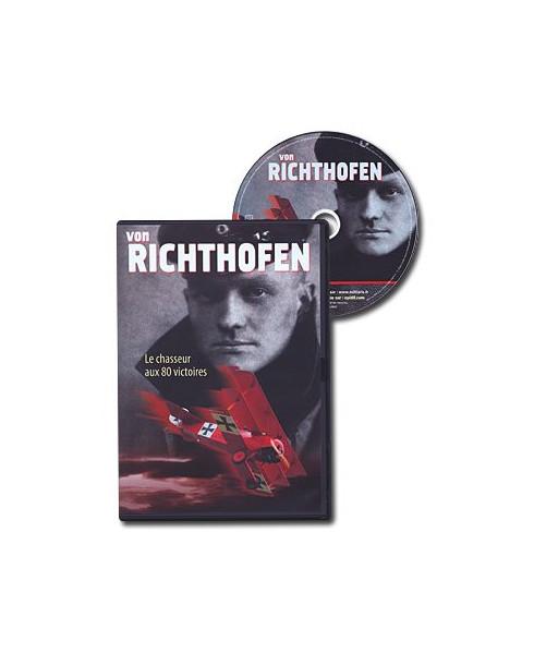 D.V.D. VON RICHTHOFEN – Le chasseur aux 80 victoires