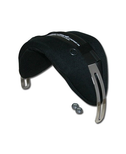 Rembourrage de tête double pour casque David Clark H10