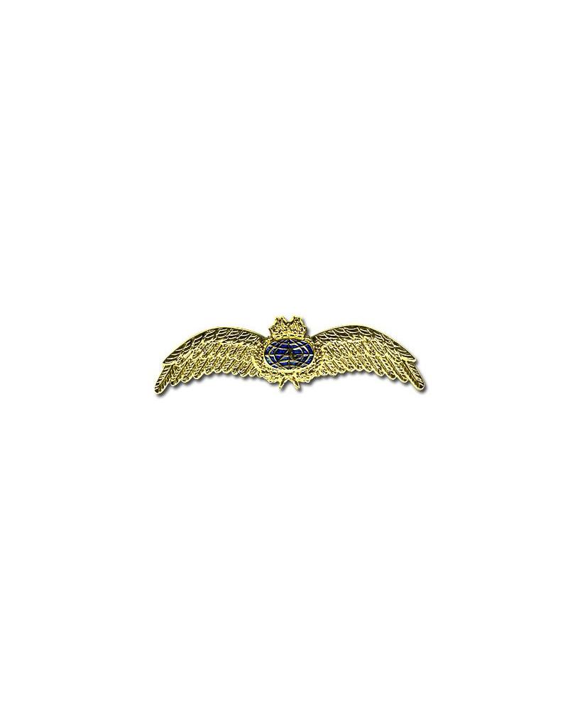 Broche ailes 75 mm