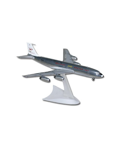 Maquette métal B707 Intercontinental - 1/200e