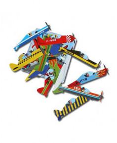 Petites gommettes : les avions