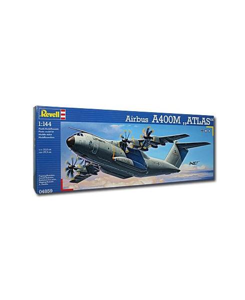 """Maquette à monter A400M Transporter """"Atlas"""" - 1/144e"""
