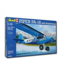 Maquette à monter Piper PA18 - 1/32e