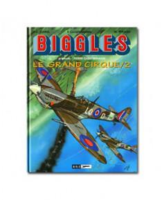 Biggles présente - Le grand cirque - volume 2