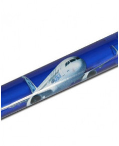 """Stylo A320neo """"Airbus collection plastic pen"""""""