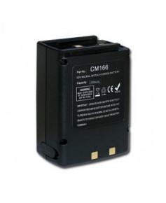 Batterie CM-166 compatible pour radios ICOM IC-A3E et IC-A22E