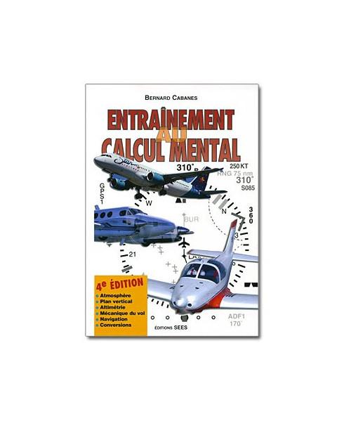 Entraînement au calcul mental - 4e édition