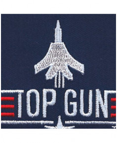 "Ecusson ""Top Gun"""