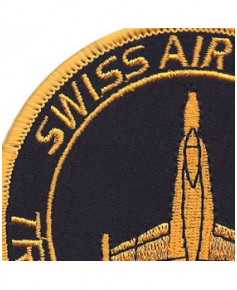 "Ecusson ""Swiss Air Force"""