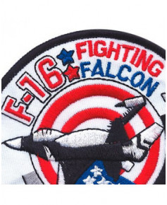 "Ecusson ""F16 Fighting Falcon U.S.A."""