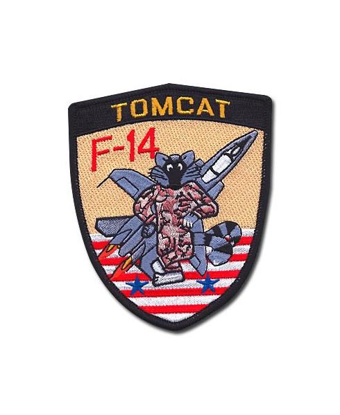 """Ecusson """"Tomcat F14"""""""