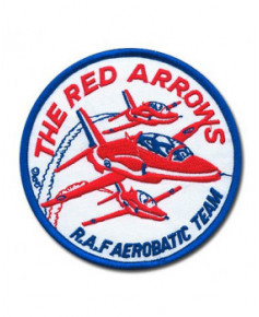 """Ecusson """"The Red Arrows"""""""