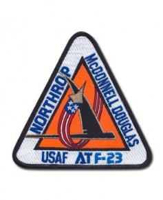 "Ecusson ""U.S.A.F. TF23"""