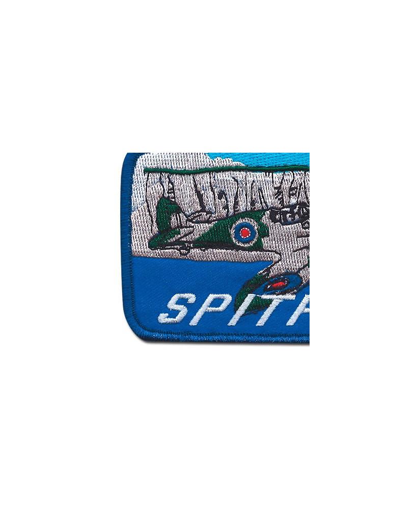 """Ecusson """"Spitfire"""""""