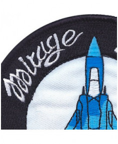 """Ecusson """"Mirage 2000"""""""