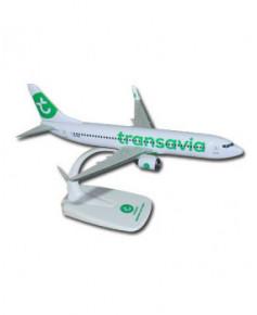 Maquette plastique B737-800 Transavia - 1/200e