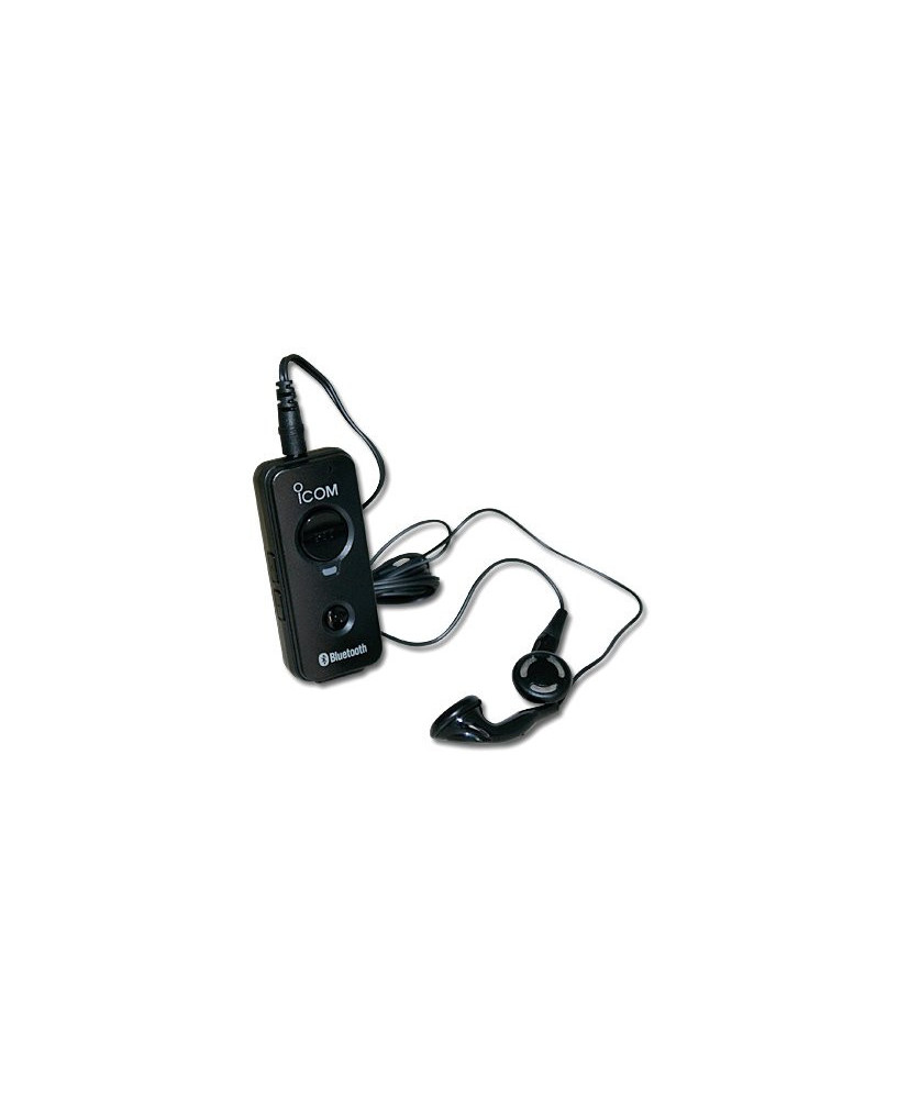 Ecouteurs Bluetooth pour émetteur/récepteur IC-A120E