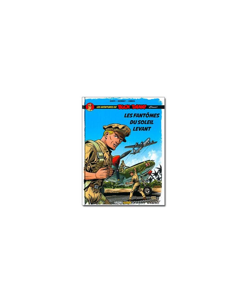 Les aventures de Buck Danny - Tome 3 : Les fantômes du soleil levant