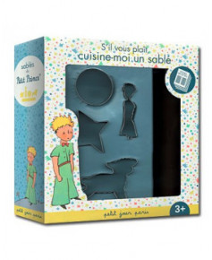 Coffret cuisine avec le Petit Prince