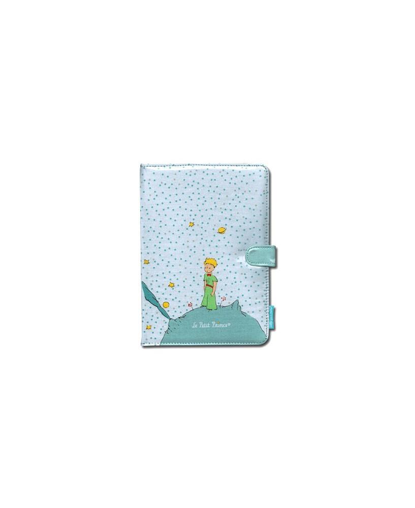 Protège carnet de santé - Les étoiles du Petit Prince