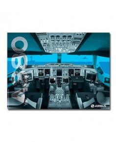 Poster Cockpit A380 - Nouveau modèle