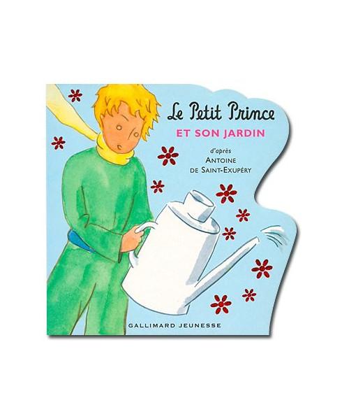 Le Petit Prince et son jardin