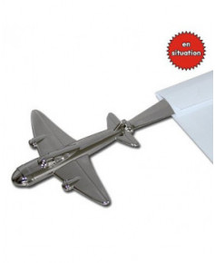 Ouvre-lettre - forme avion