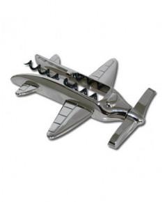 Tire-bouchon - forme avion