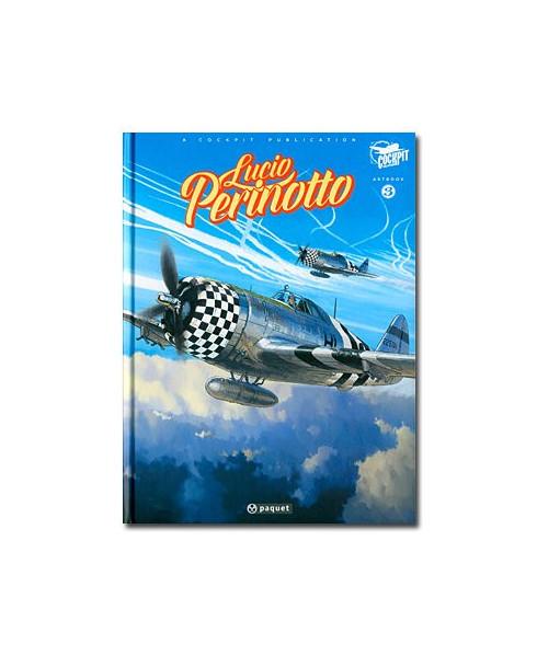 Lucio Perinotto Artbook - Tome 3