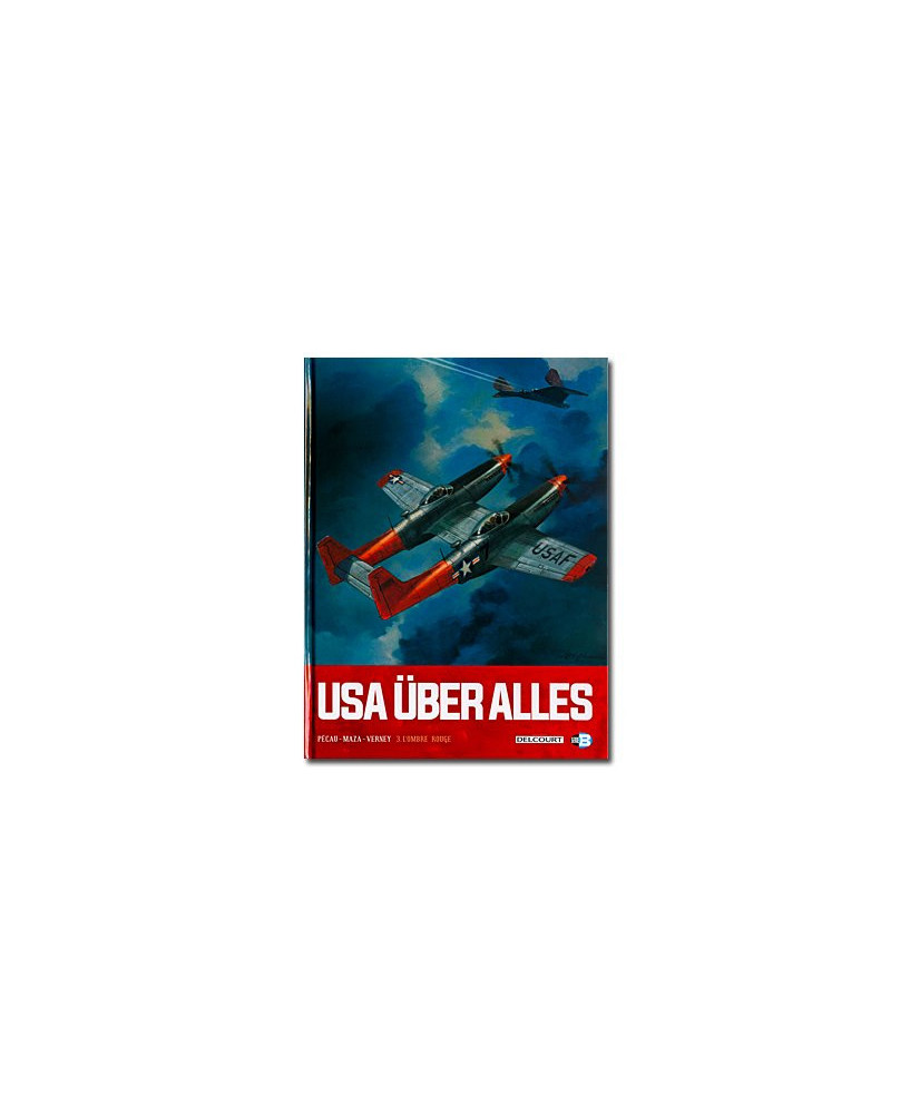 USA Über Alles - Tome 3 : L'ombre rouge