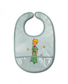 Bavoir - Les étoiles du Petit Prince