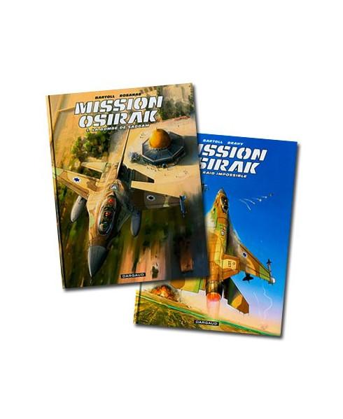 Mission Osirak - Coffret 2 tomes