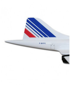 Maquette résine Concorde Air France - 1/100e