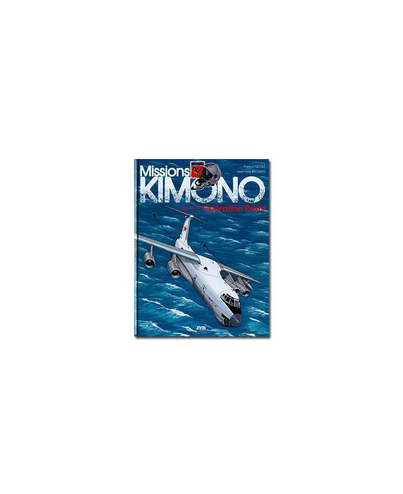 Missions Kimono - Tome 17 : Opération Pasni