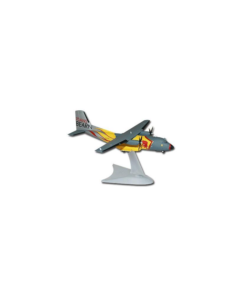 """Maquette métal Transall C160 Armée de l'Air """"70e anniversaire"""" - 1/200e"""