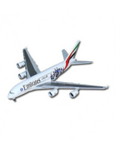 "Maquette métal A380-800 Emirates ""Paris Saint-Germain"" - 1/500e"
