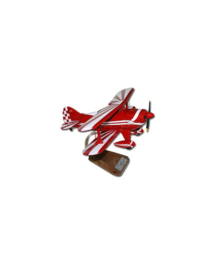 Maquette bois Pitts Special S1 - 1/14e