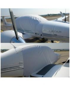 Bâche avion finition Eco-light Top verrière pour DA42 Diamond Twin